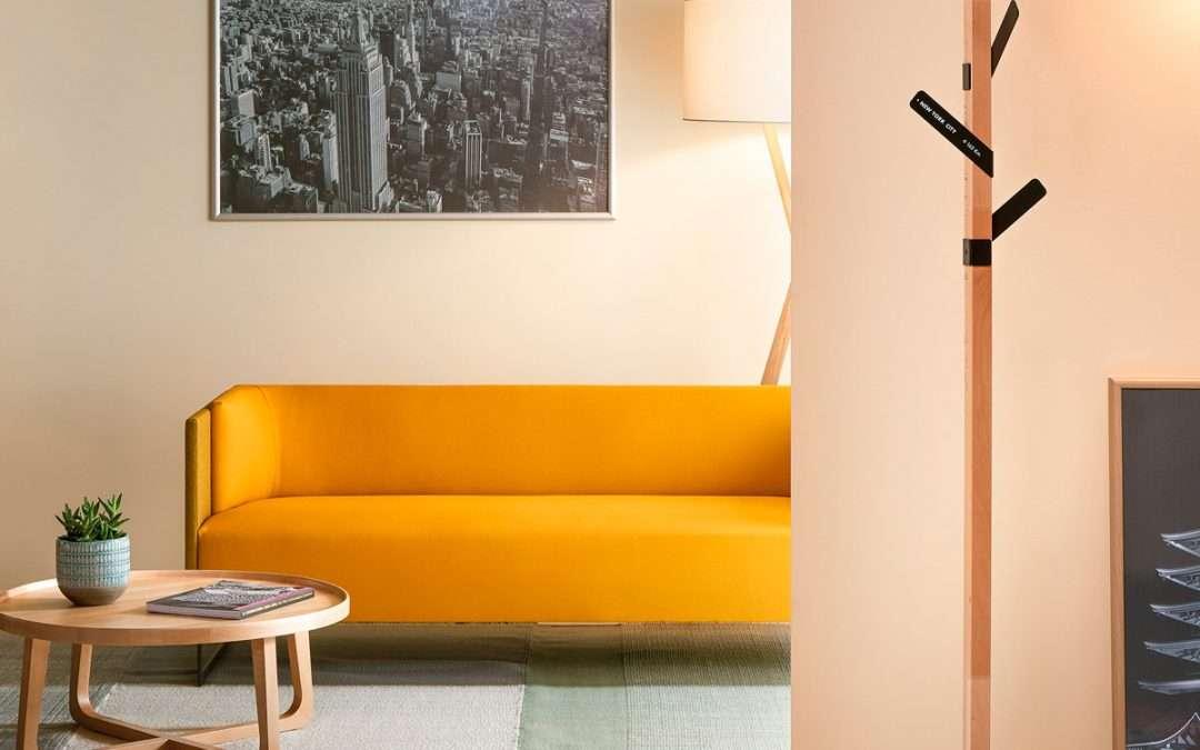 Espacios híbridos en hoteles
