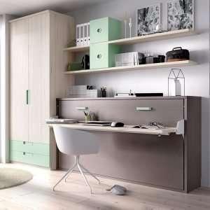 Mobiliario habitación, composición H405