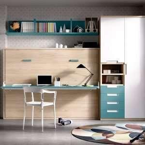 Mobiliario habitación, composición H411