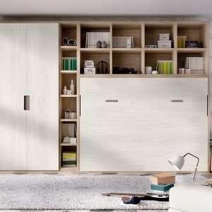 Mobiliario habitación, composición H412
