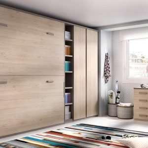 Mobiliario habitación, composición H417