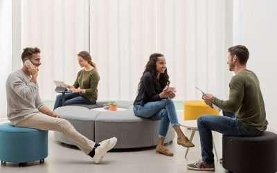 Cómo aprovechar las zonas de paso para aportar valor a tu oficina