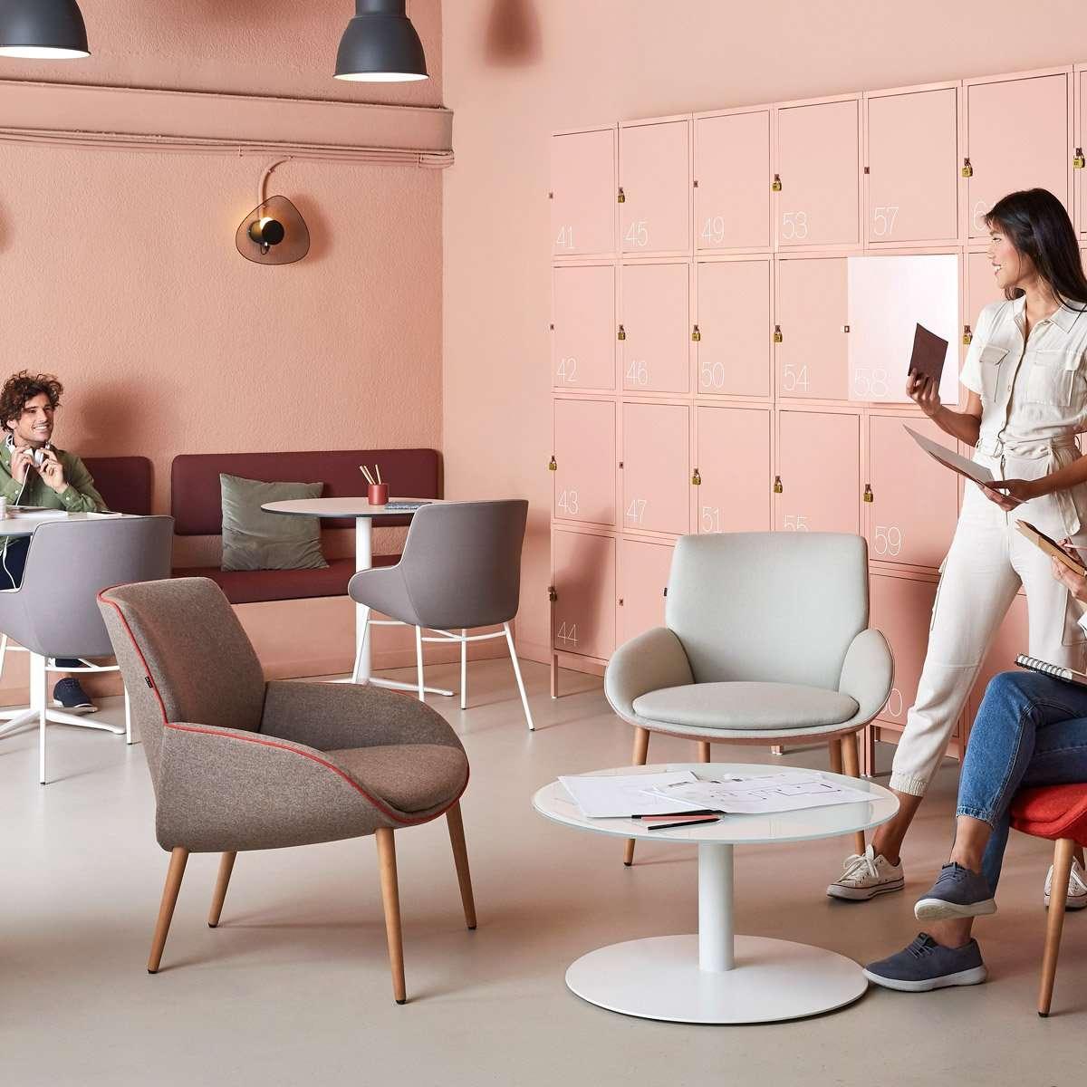 mobiliario para lobby de hotel