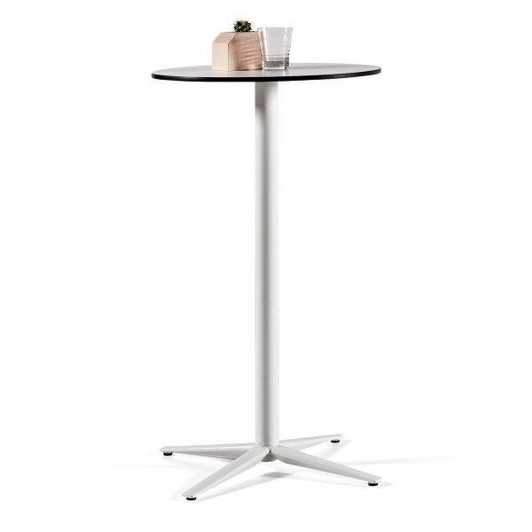 Mesa alta para cafetería