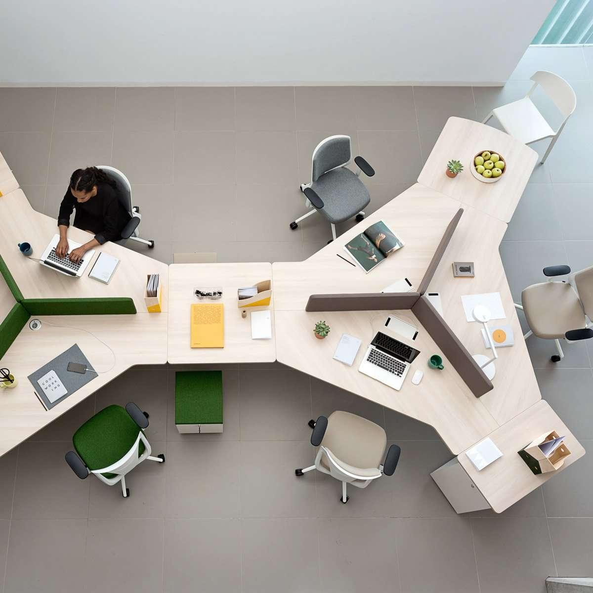 Cómo elegir la mesa de trabajo que mejor se adapta a ti - 49 TWIST GEN 3