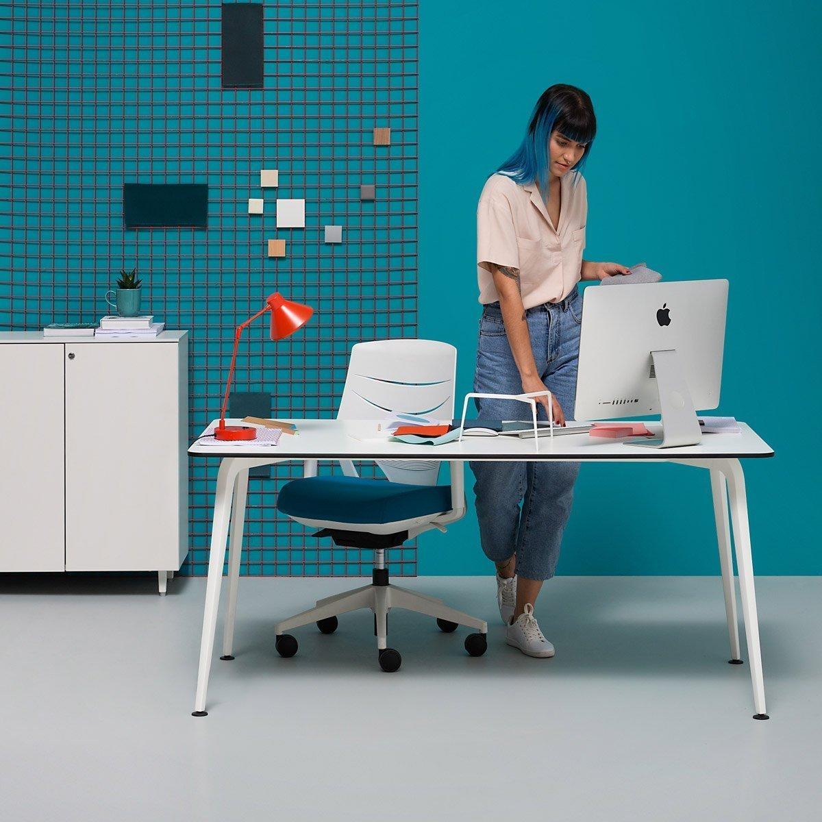 Cómo elegir la mesa de trabajo que mejor se adapta a ti - 49 TWIST 6