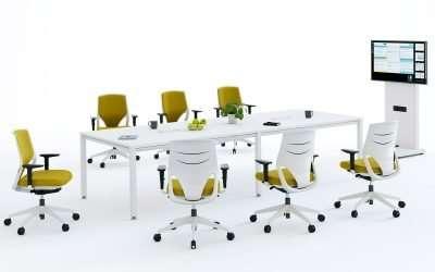 ¿Cuáles son los mejores tipos de mesas para las reuniones?