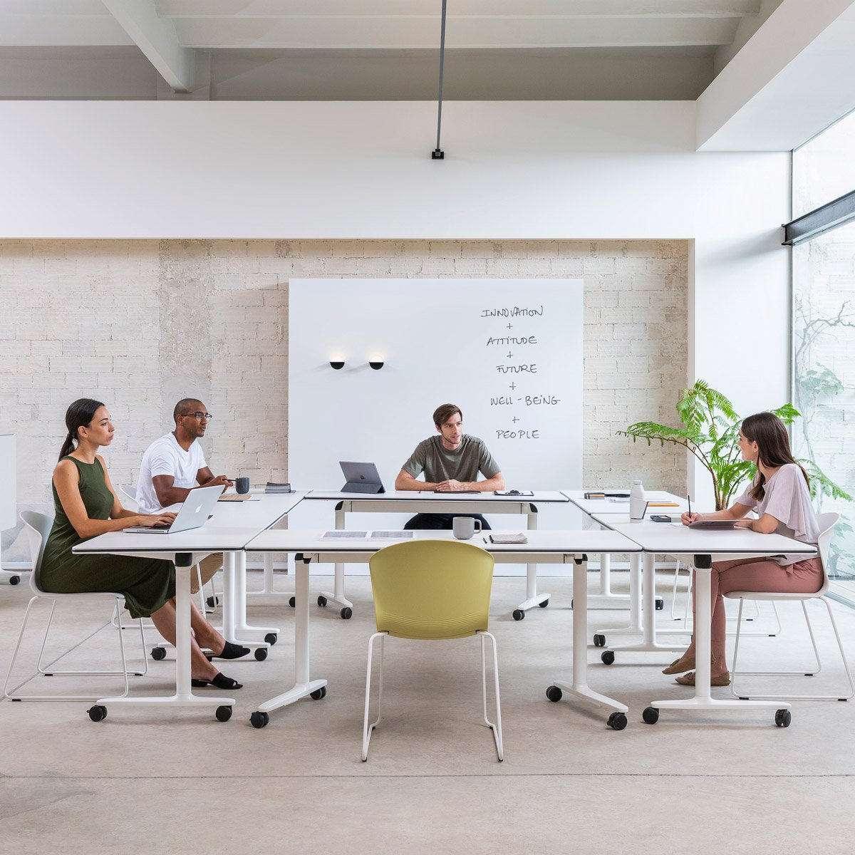 Sala de reuniones informal