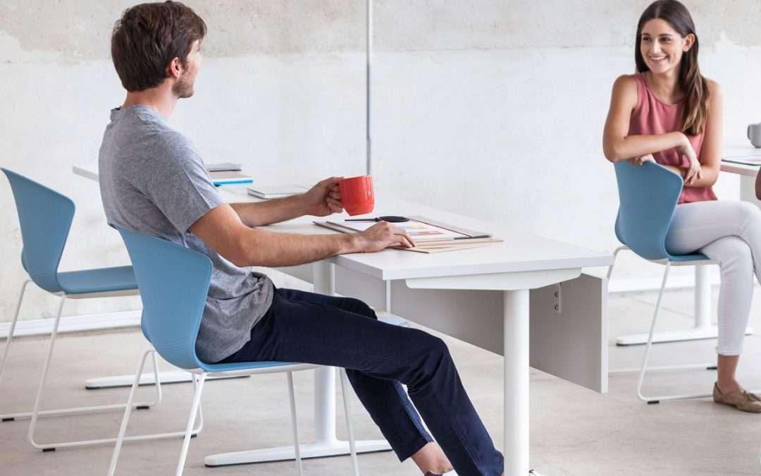 Sillas Whass, sillas ergonómicas para espacios de colectividades