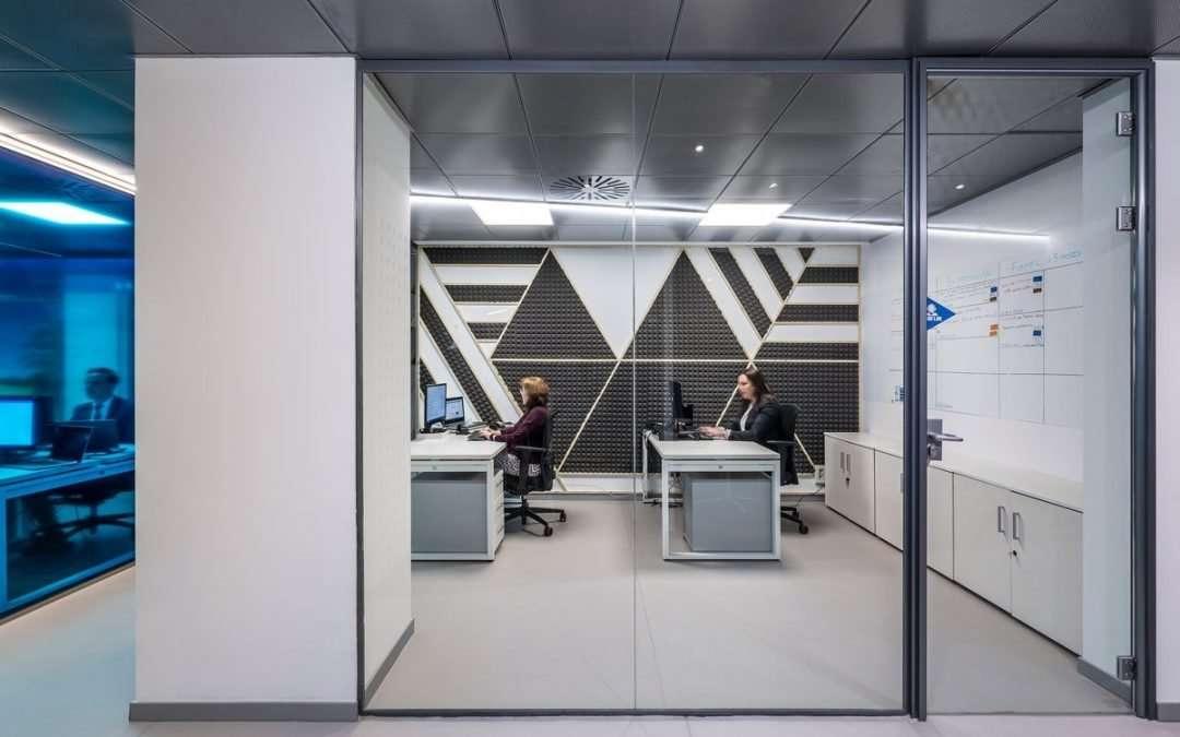 Acerca del confort acústico en oficinas y otros espacios de trabajo