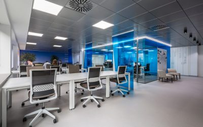 Tendencias para el 2021 en la arquitectura de oficinas