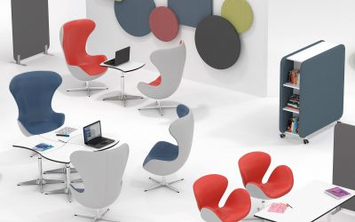 Relación entre la buena organización del espacio y la productividad en el trabajo
