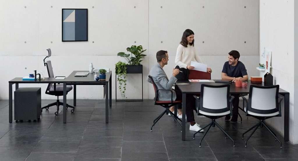 Mesas de oficina Vital Pro