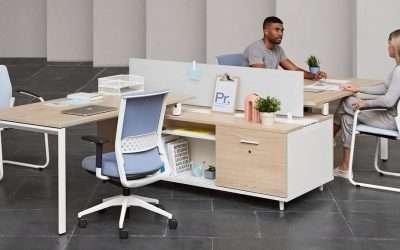 Diseñando espacios de trabajo en el paradigma del siglo XXI