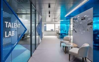 Creando identidad de marca a través del espacio de trabajo